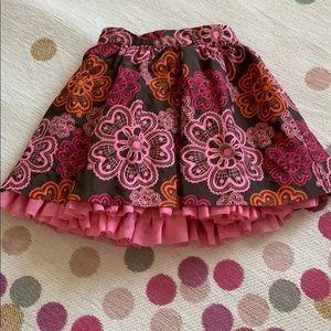 Girls Cherokee skirt